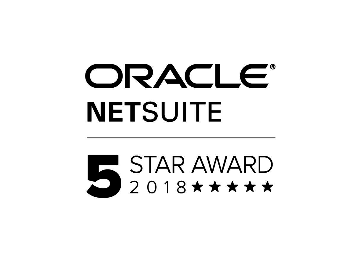 Netsuite 5-Star Partner