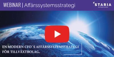 Affärssystemstrategi för tillväxtbolag - Webinar