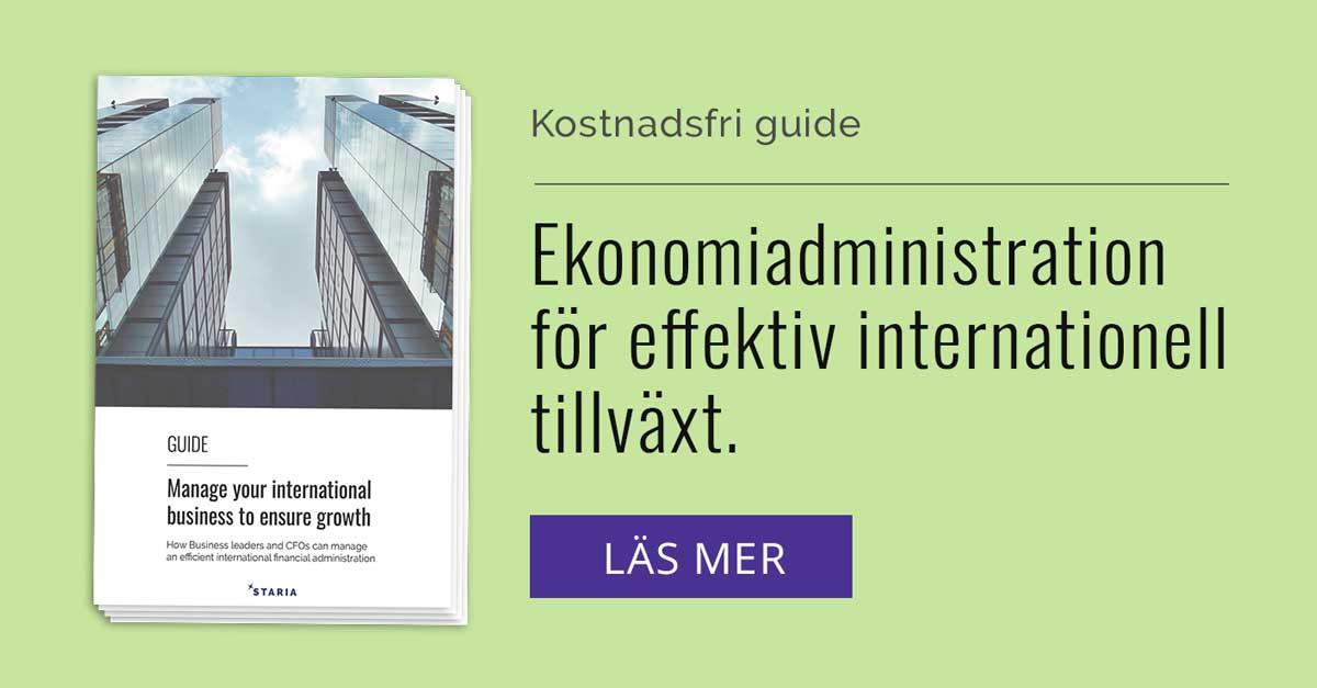 Ekonomiadministration för internationell tillväxt