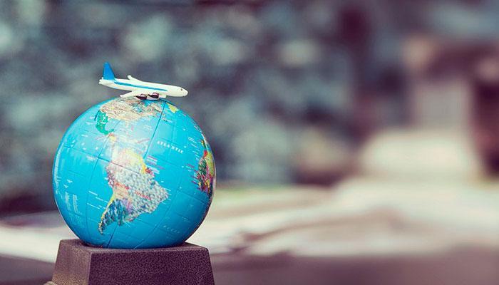 Uutta kasvua ulkomailta