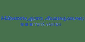Hameen Auto Avainvaunu logo