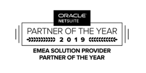NetSuite Solution Provider Partner of The Year