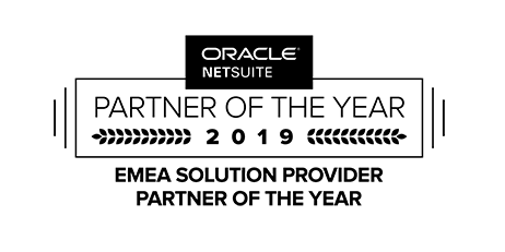 Staria NetSuite Solution Provider Partner of The Year
