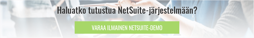 NetSuite free demo