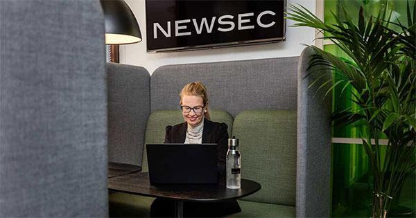 Newsec-postitalo