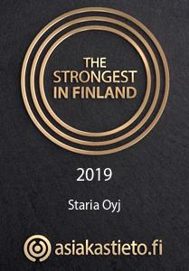 The Strongest in Finland 2019