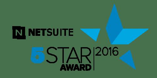 NetSuite 5-Star 2016