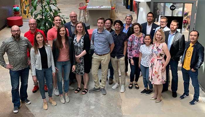 Staria's NetSuite team