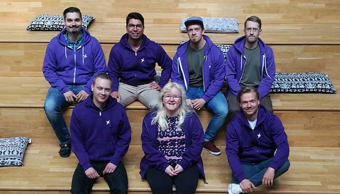 Staria's RPA team
