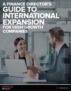 Guide international expansion