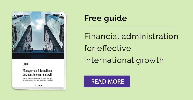Guide international business