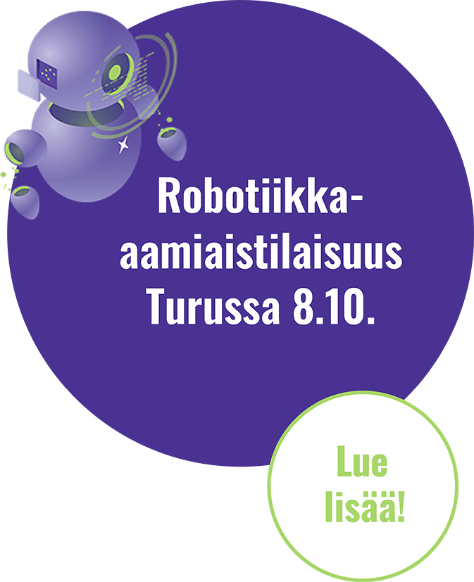 RPA-aamiaistilaisuus Turku