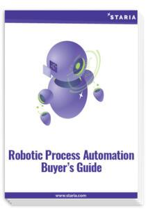 Robotic Process Automation Buyers guide