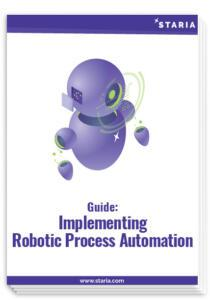 Implementing RPA