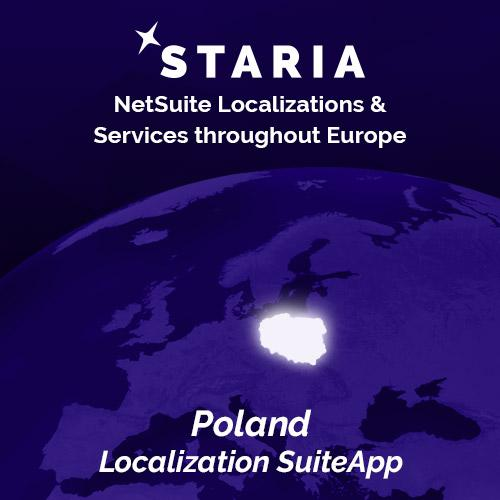 NetSuite localization Poland