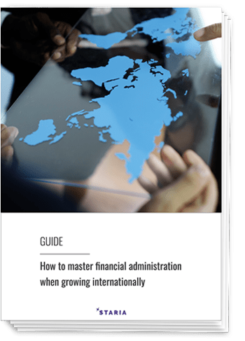 Guide financial administration