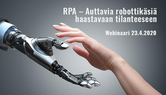 RPA-webinaari 2020