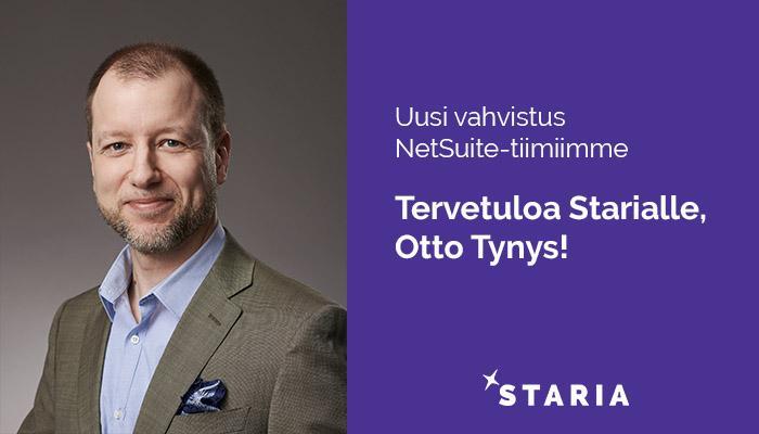 Otto Tynys Staria