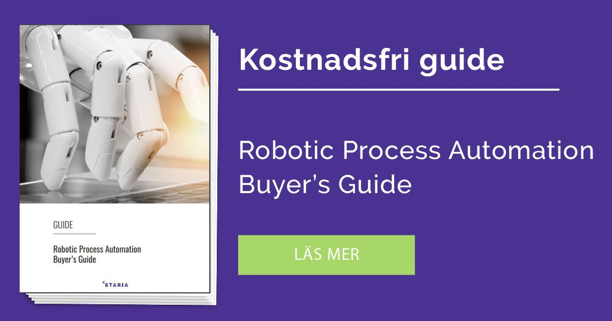 RPA Buyer's Guide