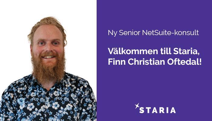 Finn Christian Oftedal