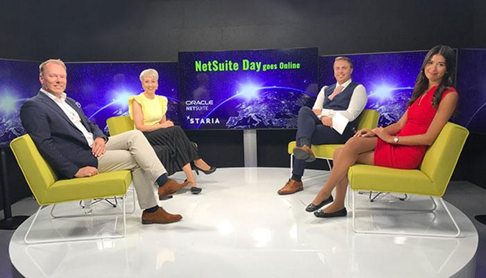 NetSuite Day 2020 Starians