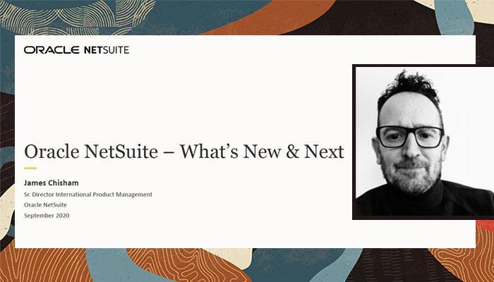 Starian NetSuite Day James Chisham