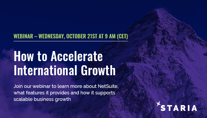 How to Accelerate International Growth