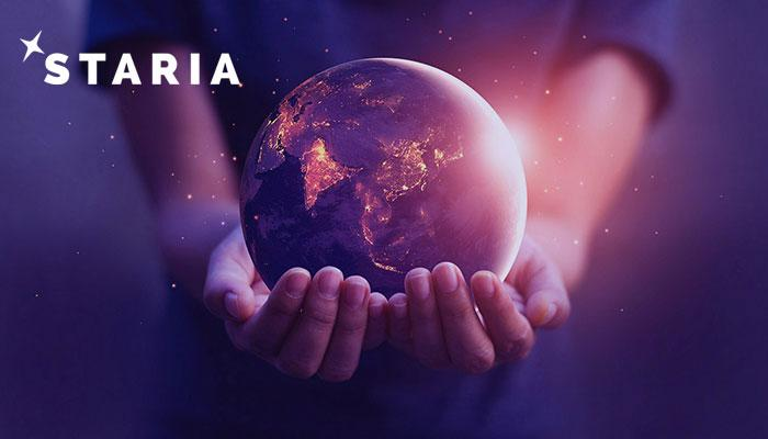 Staria expands its operations into new countries