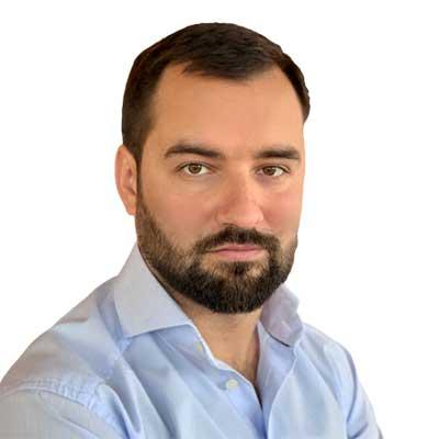 Anton Sariev Staria - Sales