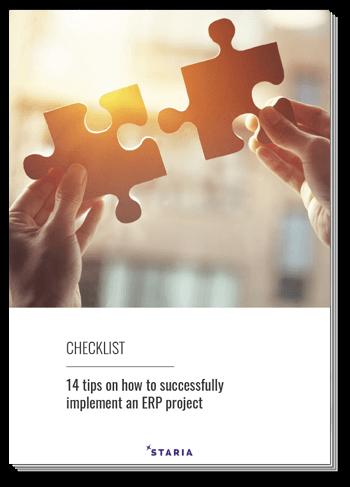 ERP Checkklist