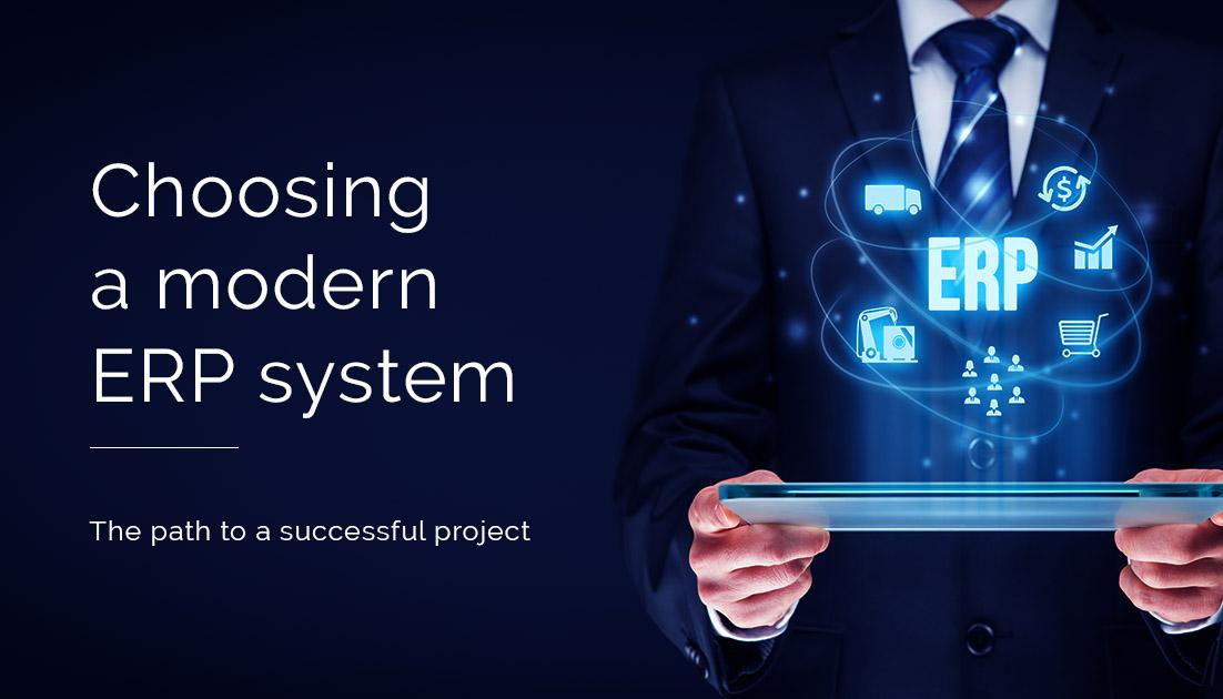 modern ERP system