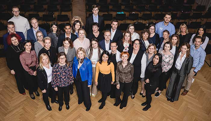 Staria's Global Accounting Team