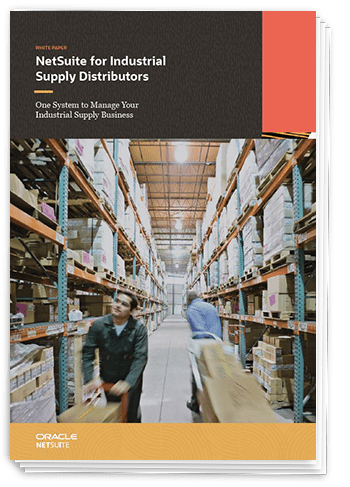 NetSuite for industrial supply distributors