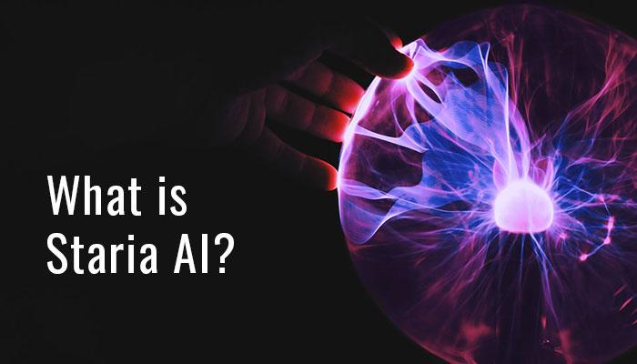 What is Staria AI?