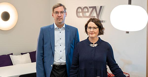 Eezy: Hannu Nyman, Sari Lehto