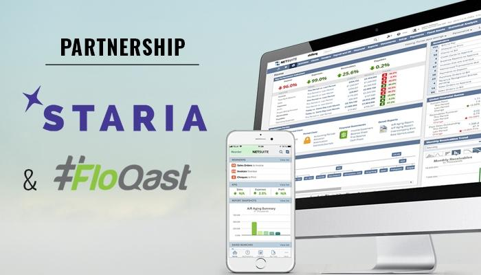 Staria signs strategic partnership with FloQast